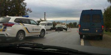 Стали відомі подробиці ранкової аварії на Франківщині. ВІДЕО