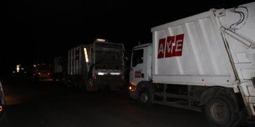 На Західній Україні сміттєвоз збив на смерть двох жінок