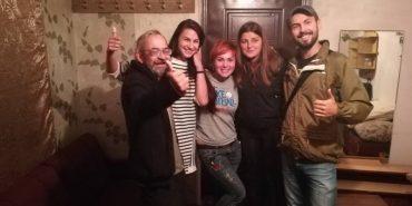 На Прикарпатті небайдужі зняли житло безхатченку, який понад 25 років мешкав у підвалі. ФОТО+ВІДЕО