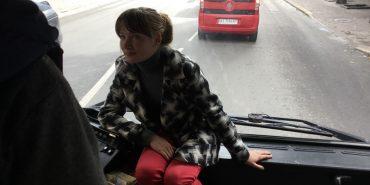 Через водія франківської маршрутки, який возить дівчат на панелі, перевізник заплатить штраф