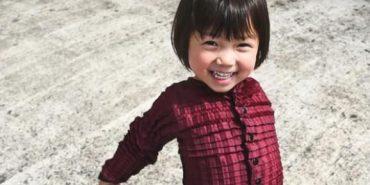 """Дизайнери створили одяг, який може """"рости"""" разом з дитиною. ФОТО"""