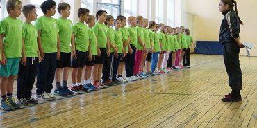 Учні, які відвідують спортивні секції, зможуть не ходити на уроки фізкультури