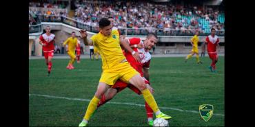 На Франківщині стартував продаж квитків на матч кращих футбольних команд Західної України