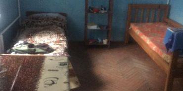 Прикарпатці обурені жахливим станом гуртожитку Національного університету. ФОТО