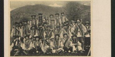 У мережі оприлюднили гуцульську листівку, видану понад 100 років тому в Коломиї. ФОТО