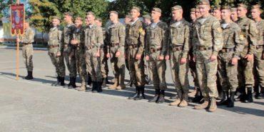 У військово-спортивному ліцеї на Прикарпатті живуть і навчаються учні з цілої України. ВІДЕО