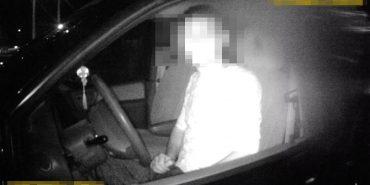 На Прикарпатті 19-річний водій встановив антирекорд з алкогольного сп'яніння. ВІДЕО