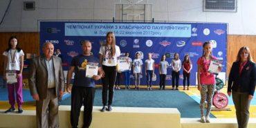 Коломиянка Іванна Іванюк здобула срібло на Чемпіонаті України з класичного пауерліфтингу. ФОТО
