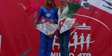 Прикарпатка перемогла в Чемпіонаті України з марафонського бігу на дистанції 42 кілометри