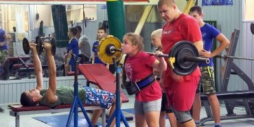 Коломийські важкоатлети вже 15 років поспіль є чемпіонами Прикарпаття. ВІДЕО