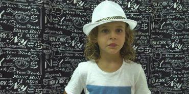 """Маленький коломиянин переміг у конкурсі """"Принц і принцеса світу 2017"""". ВІДЕО"""