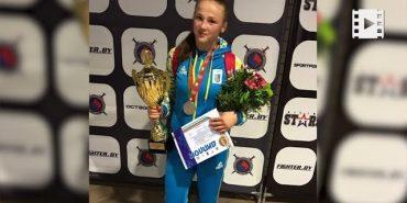 Коломиянка Марія Ільчишин виборола срібло на міжнародному турнірі з вільної боротьби. ВІДЕО