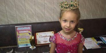 Шестирічна коломиянка Алевтина Жупанська ввійшла у сотню найкрасивіших дітей України. ВІДЕО