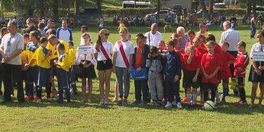 На Коломийщині визначили краще спортивне село. ВІДЕО