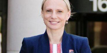 38-річна українка стала сенатором у Сполучених Штатах. ВІДЕО