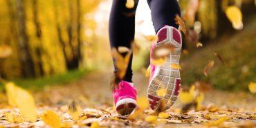 Правила ранкових пробіжок восени