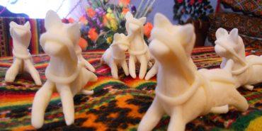 На Франківщині українські науковці вчилися розписувати писанки і ліпити сирні коники. ФОТО