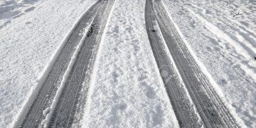 На Франківщині випав перший сніг. ВІДЕО