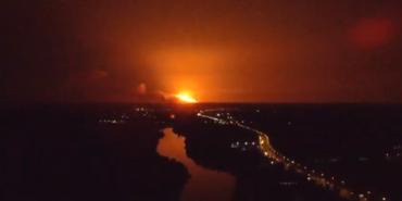 На складі боєприпасів на Вінниччині стався потужний вибух – евакуйовано 30 тисяч осіб