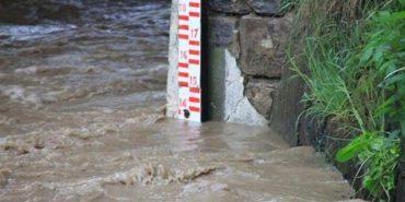 На Франківщині продовжується підйом рівнів води на річках