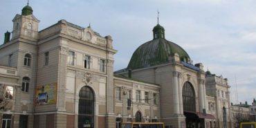 На франківському вокзалі шукали вибухівку