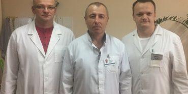 В Івано-Франківську вперше на Західній Україні провели унікальну операцію на підшлунковій залозі