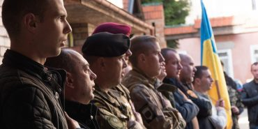 Фоторепортаж з відзначення Покрови та Дня захисника у Коломиї