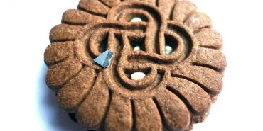 Прикарпатець знайшов у печиві шматок леза. ФОТОФАКТ