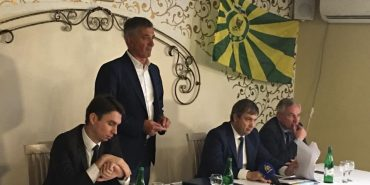 На Прикарпатті обрали нового керівника обласної федерації футболу