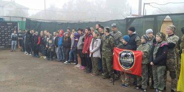 Дві команди з Коломиї змагалися у фіналі Всеукраїнської ліги з лазертагу