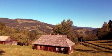 Наймальовничіше гірське село Гуцульщини. ФОТО