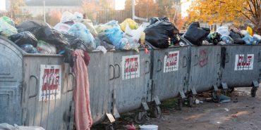 У Коломиї можуть розірвати договір з AVE через незадовільні послуги з вивезення сміття. ВІДЕО