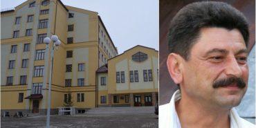 Головним лікарем Коломийської ЦРЛ став Петро Лесів