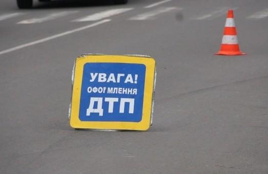 На Прикарпатті зіткнулися дві автівки - 14-річний пасажир у реанімації