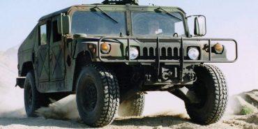 ЗСУ отримає 40 медичних автомобілів зі США