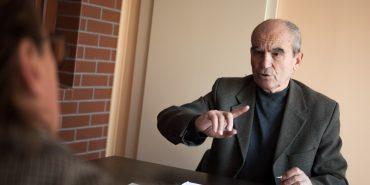 Коломийська влада йде на поводку в забудовників, – екс-мер Віктор Корчинський. ФОТО