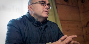 Екс-мер Коломиї Юрій Овчаренко – про шалений автотрафік і занедбані двори. ФОТО