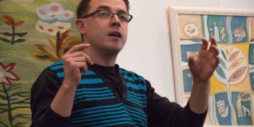 """Остап Дроздов у Коломиї: """"За що маю любити країну У.?"""". ФОТО"""