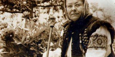 В Одесі відкриють виставку самобутньої гуцулки Параски Плитки-Горицвіт