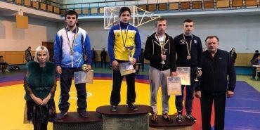 Спортсмен з Прикарпаття представлятиме Україну на чемпіонаті світу з вільної боротьби. ФОТО