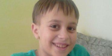 11-річному онкохворому Андрійкові Цапу з Коломийщини потрібна допомога. РЕКВІЗИТИ