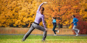 Година фізичних вправ на тиждень здатна попередити депресію