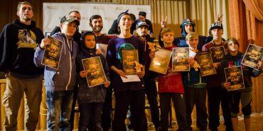 """У Коломиї за підтримки БФ """"Покуття"""" відбувся чемпіонат з брейк-дансу. ФОТО"""