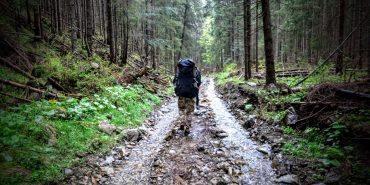 У горах на Верховинщині рятували туриста, який травмував ногу