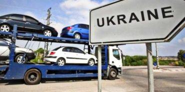 За місяць прикарпатці ввезли з закордону більше 4,5 тис. вживаних автомобілів
