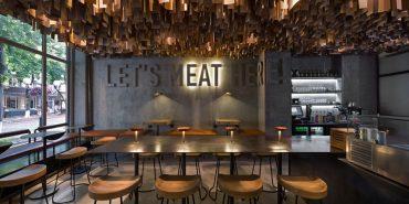 Дизайн українського ресторану визнали кращим у Європі. ФОТО