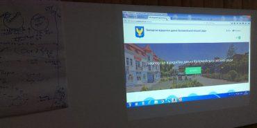 У Коломиї створюють інтерактивну карту міста. ФОТО