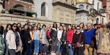 Студенти з Прикарпаття безкоштовно навчаються у Польщі за програмою подвійних дипломів. ФОТО