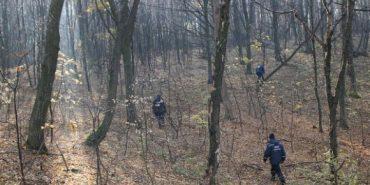 На Коломийщині у лісі знайшли труп чоловіка, який перебував у розшуку