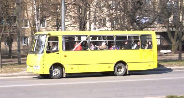 У Коломиї водій вигнав з маршрутки школярку з багатодітної сім'ї, бо замість грошей давала талон